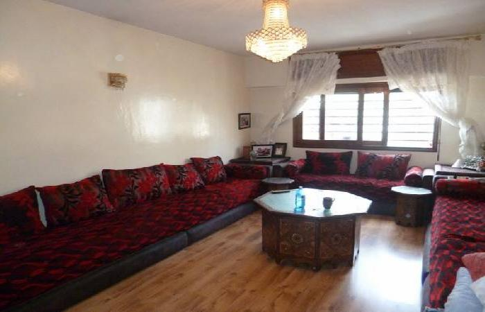 Appartement en Location à rabat 1.530.000 DH