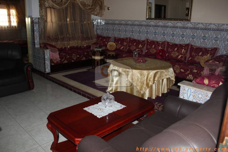 House for Rental in tangier 6.000 DH