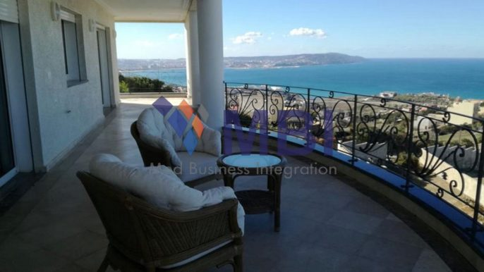 Villa-House for Rental in tangier 12.000 DH