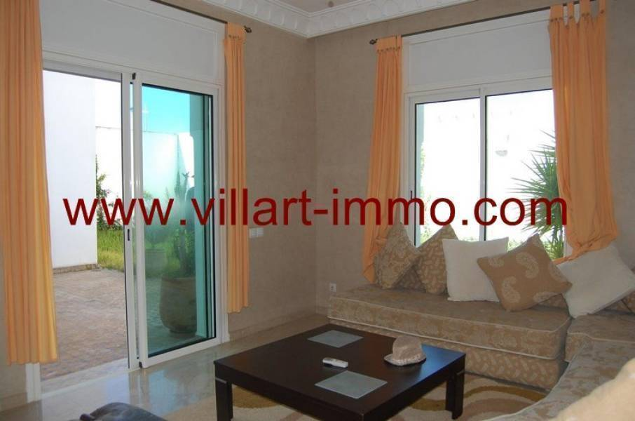 Villa-House for Rental in tangier 25.000 DH