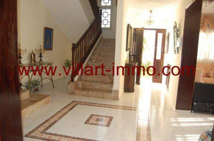 Villa-House for Rental in tangier 30.000 DH