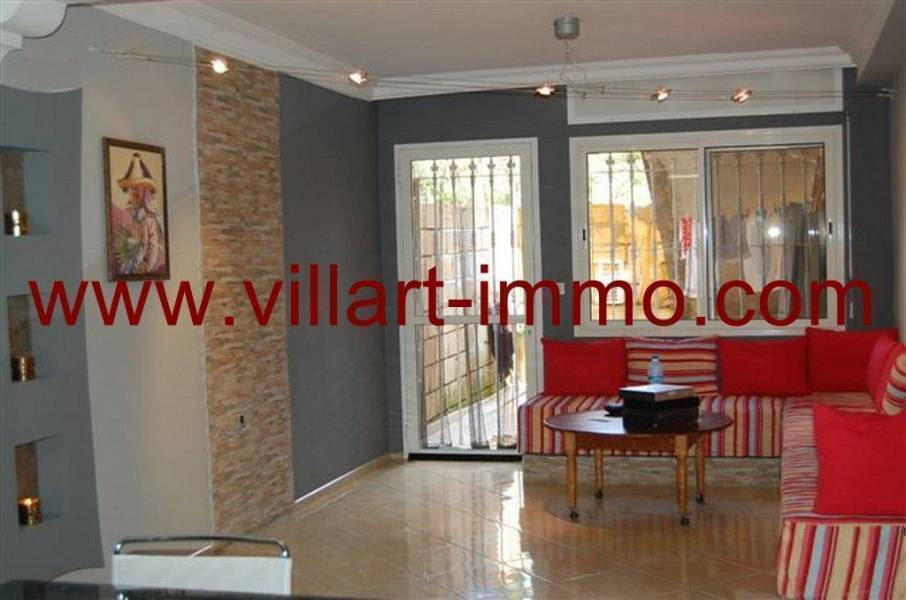 Villa-House for Rental in tangier 26.000 DH