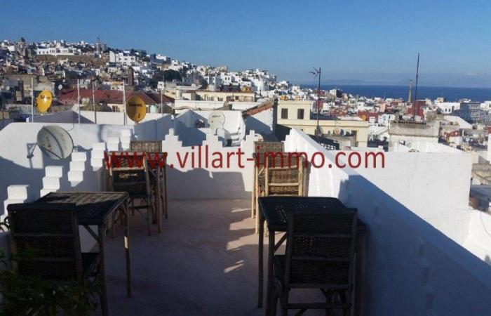 House for Sale in tangier 2.400.000 DH