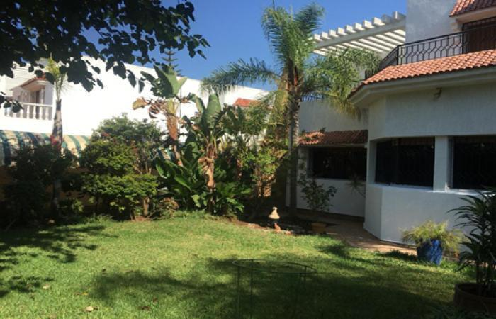 House for Sale in rabat 6.300.000 DH