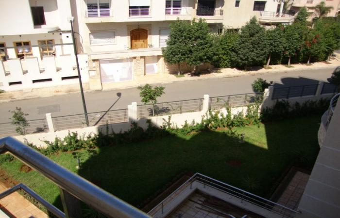 Apartment for Rental in rabat 8.000 DH