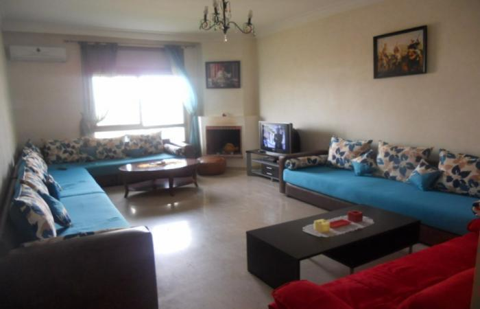 Appartement en Location à rabat 800 DH
