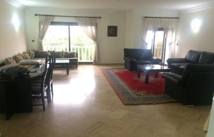 Appartement en Location à rabat 13.500 DH